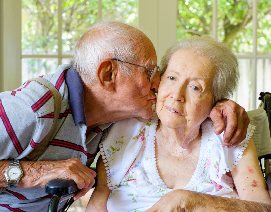 Anticipatory Grief: The Long Goodbye of Dementia